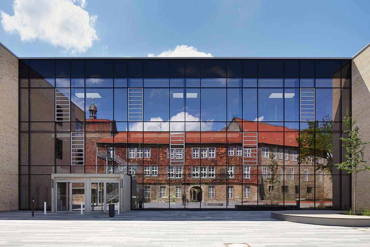 Wolfenbüttel Gymnasium im Schloss - ppp